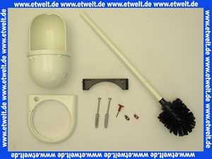 477.20.100-99 Bürstengarnitur Hewi Serie 477 reinweiss