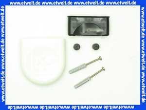 4770210099 Hewi Seifenablage Serie 477 klein mit Noppen reinweiß