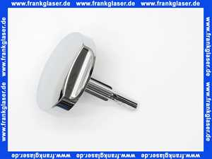 133449305 Hoesch Drehrosette Drehgriff zu Ablaufventil chrom