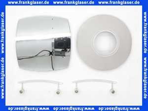 591060 Hoesch Design-Abdeckung Chrom