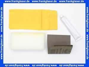 699100 Hoesch Pflegeset Care set zur Pflege von Bade-, Dusch- und Whirlwannen sowie Whirlpools aus Acryl