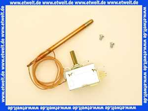 Honeywell Kapillarthermostat TR2 a.Einbauregeler 35/90
