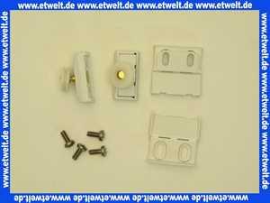 040352055 Hüppe Gleitrollen für 1/4-Kreis mit Schiebetüren weiss