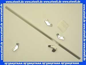 053602 Hüppe Schwallschutzleistensatz