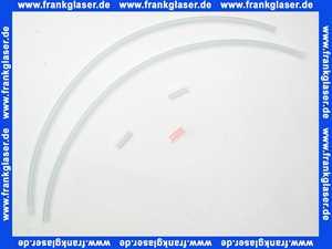 055318 Hüppe Ablaufprofilsatz für Viertelkreis