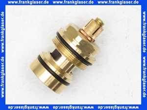 A960938 Ideal-Standard Kartusche Oberteil Hahnoberteil für Dualux rot Warmwasser