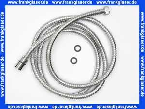 Brauseschlauch Ideal Standard Metallschlauch Duschschlauch zu Handbrause 1/2 Zoll x 2000mm H1933AA