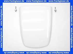 K700401 Ideal Standard WC-Sitz Aero mit Deckel in Weiss mit Schanieren und Puffern
