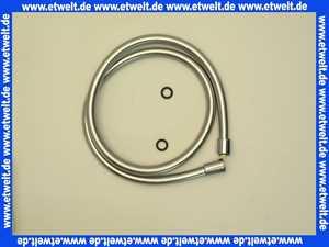 Brauseschlauch Isiflex B 125cm verchromt Hansgrohe