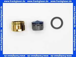 H960316A4 Jado Luftsprudler gold