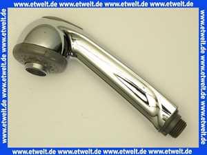 H960514PQ Jado Handbrause für Küchenarmatur Viala Chrom/Velour