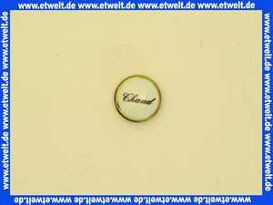 H960519A9 Jado Retro Zierkappe chaud (warm) edelmessing