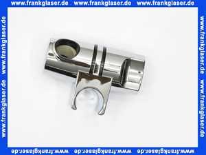 H960536AA Jado Halterung Brausehalter für Wandstange D18 Brausestange verchromt