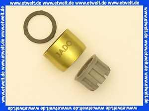 H962000D7 Jado Strahlregler 22 x 1mm Niederdruckausführung Farbe antik Messing