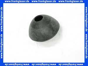 601730 Jomo Gummiabschlusskugel für Ablaufventil Heberglocke mit Messinggewindestück