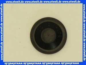 Jomo Gummimembrane 22mm f.Spülkasten-Schwimmerventil