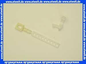 613005 Jomo Zugklammer mit Betätigungsstange f.WE-Spülkasten Top 6