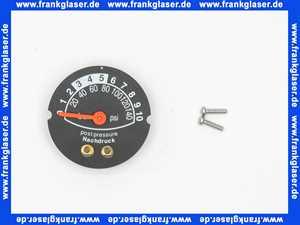 2170508 Judo Manometer für Judo Hauswasserstation JUKO-EC 1