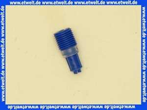 2201677 Judo Injektoreinsatz blau mit Dichtung