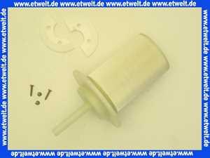 2607136 Judo Sieb Filtereinsatz MW 0.10 mm versilbert zu JPFP / JPM 1 1/2Zoll - DN 65