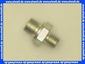 5883224 Junkers Einschraubverschraubung GE 4LLR 1/8  zylindrisch, für KUB..,TS..