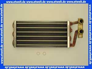 87154061430 Junkers Wärmeübertrager für ZR/ZSR 24-3