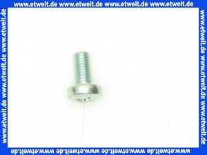 87185728490 Junkers Linsenschraube DIN7985 M5x10 für KUB 19,27-3, TS 10-19,-27 1 Stück