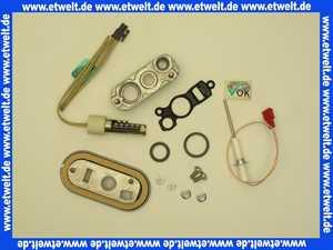 8718600172 Junkers Glühzünder/Elektrode-Set 50-100 kW für KBR/ZBR 65,98.., BK16..