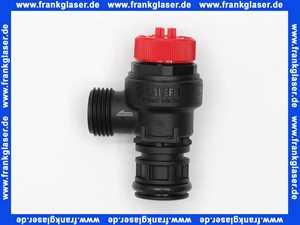 87186811630 Junkers Sicherheitsventil für ZSBH...