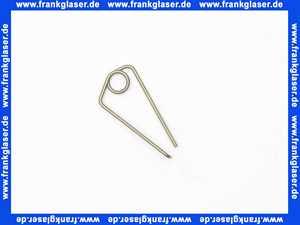 87186846990 Junkers Haltefeder 18 mm für ZSBH...