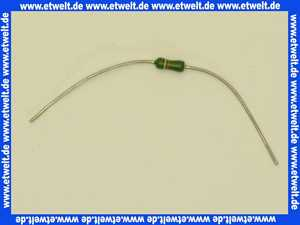87290105120 Junkers Widerstand 1430 Ohm