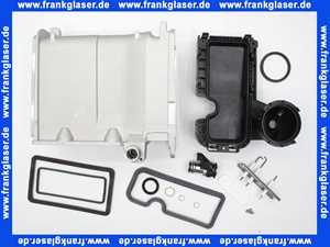 Junkers 8737708010 Wärmetauscher basic block