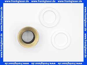 00051-B Kaja Kelch für Ablaufgarnnitur 1 1/4 in bronze