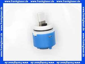 00336 Kaja Mischelement Kartusche zu Einhebelmischer für offene Warmwasserbereiter ohne Verschraubung ab BJ 2000