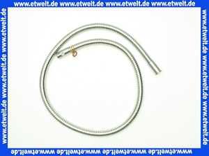 28118-C Kaja Metallschlauch für Küchenb. IPURI-PROund IPURI-TEC, G 1/2 x M15x1, 100 cm