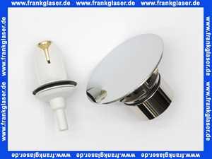 597367000 Keramag Ablaufkappe und Stopfen Clou Ab- und Überlaufsystem