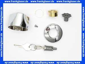57500003 Kemper Bedienungsgriff mit 2 Schlüsseln DN 15/DIN 20, abschließbar