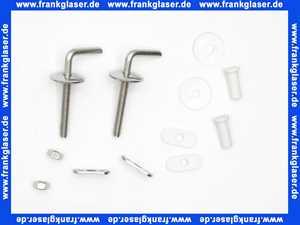 598165 Keramag Scharniersatz für Renova WC-Sitz