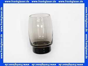 Keuco Zahnputzglas Zahnglas Rauchkristall - Glas Elegance 01650 lose 1650008000
