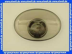 1655008000 Keuco Rauchkristall-Schale Elegance 01655, lose