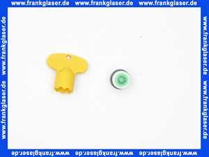 50100000184 Keuco Strahlregler Ersatzt.Arm. 50100, Cache M16,5x1 gelb, passend zu 51609