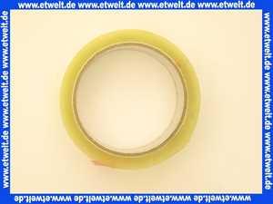 Packband Paketband Klebeband aus Polypropylen transparent 50 mm / 66 m leise abrollend