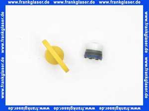 742660000 KLUDI Cache Perlator® Strahlregler Mischdüse Luftsprudler mit Aussengewinde M16,5 x 1A Durchfluss bei 3bar 8,4l/min