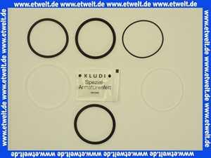75312 Kludi Dichtungssatz für Auslauf Kludimix / Derby-Top Spültischarmatur bis 12/2001