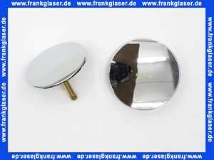 710660500 Kludi Ab- und Überlaufgarnitur Feinbau-Set zu 2104000-00 chrom