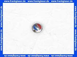 930077 Kludi Markierungsstopfen Stopfen Griffstopfen rot blau