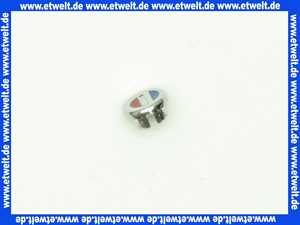 93089705B00 Kludi -Ersatzteil Markierungsstopfen chrom (1 Stück)