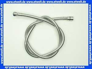 193521500 KWC Kuri Brauseschlauch 1/2 Zoll  x 1/2 Zoll  x 1500mm Niederdruck