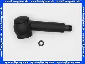 z538101136 KWC Wechselbrause Schwarz