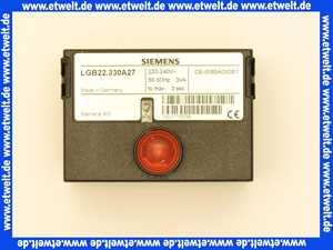 22330A27 Landis & Gyr Gasfeuerungsautomat LGB